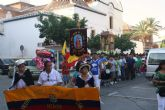 Mazarr�n y su comunidad ecuatoriana veneraron a la Virgen del Cisne en su gran d�a