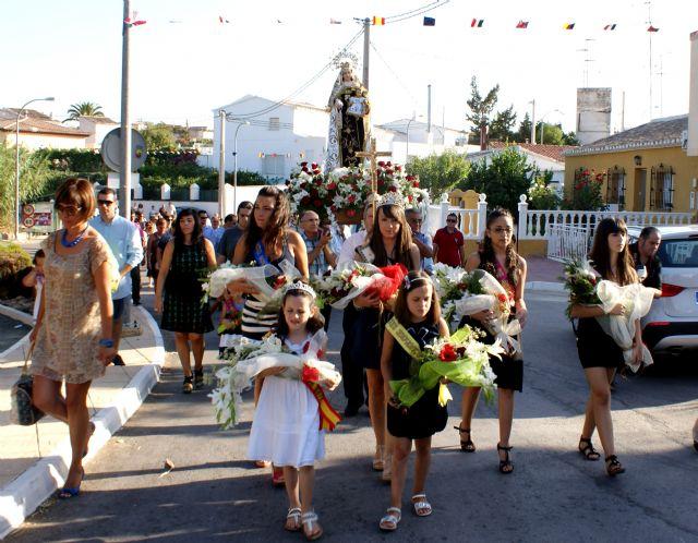 Cientos de personas se dieron cita en las Fiestas Patronales de Góñar  en honor a la Virgen del Carmen - 2, Foto 2