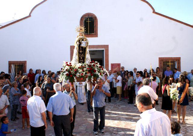 Cientos de personas se dieron cita en las Fiestas Patronales de Góñar  en honor a la Virgen del Carmen - 3, Foto 3