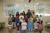 Más de 50 niños y niñas de Puerto Lumbreras han participado en la Escuela de Verano 'Summer School'