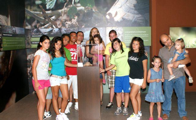 El Centro de Interpretación de la Naturaleza ha recibido más de  medio millar de visitas durante el verano - 1, Foto 1