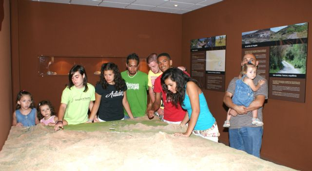 El Centro de Interpretación de la Naturaleza ha recibido más de  medio millar de visitas durante el verano - 2, Foto 2