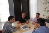 Ayuntamiento y consejería de Turismo redoblarán esfuerzos en La Manga