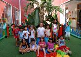 Más de 100 niños participan en las  Escuelas de Verano temáticas a través de la Red Municipal de Guarderías de Puerto Lumbreras