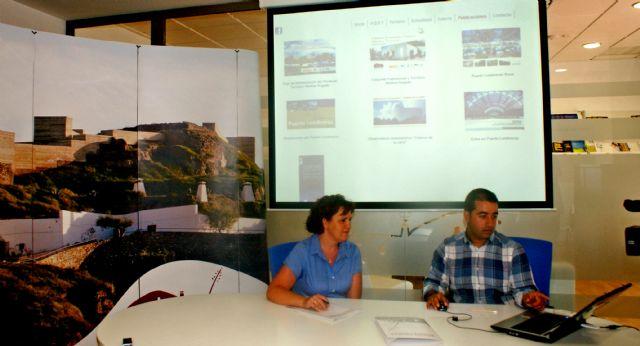 Puerto Lumbreras presenta una nueva página web con la que se promocionarán las ofertas turísticas del municipio - 2, Foto 2