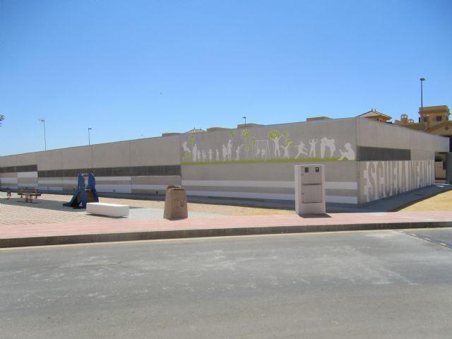 Concluyen las obras de la nueva escuela infantil municipal - 2, Foto 2