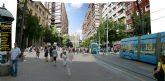 El Grupo Socialista propone peatonalizar la Gran Vía de forma experimental durante la celebración del 'Día Sin Coches'