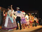 Folklore de México, Rusia y la Polinesia para despedir la Semana Internacional de la Huerta y el Mar de Los Alcázares