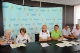 El Alcalde firmó cuatro convenios de colaboración con asociaciones locales
