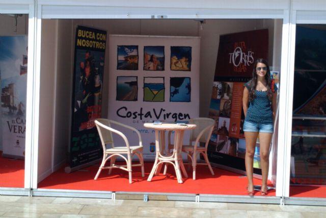 Mazarrón se promociona en la MedCup de Cartagena - 1, Foto 1