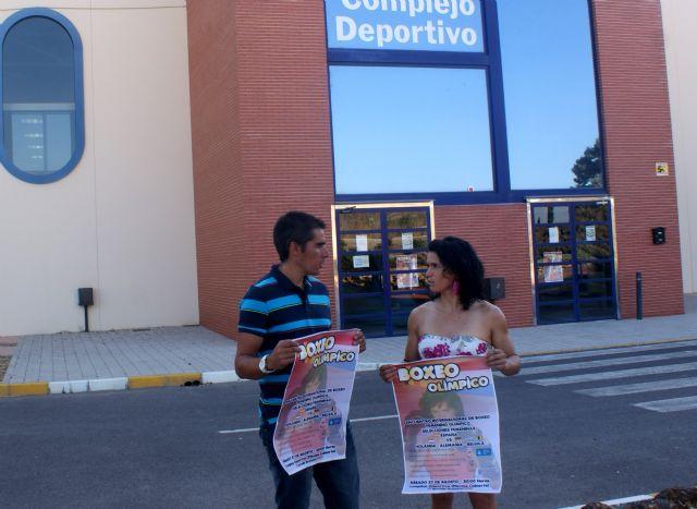 El municipio de Puerto Lumbreras acogerá un Encuentro Internacional de Boxeo Olímpico Femenino - 1, Foto 1