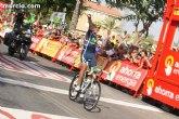 Totana se convirtió en el centro mundial del ciclismo al albergar el final de la tercera etapa de la Vuelta Ciclista a España
