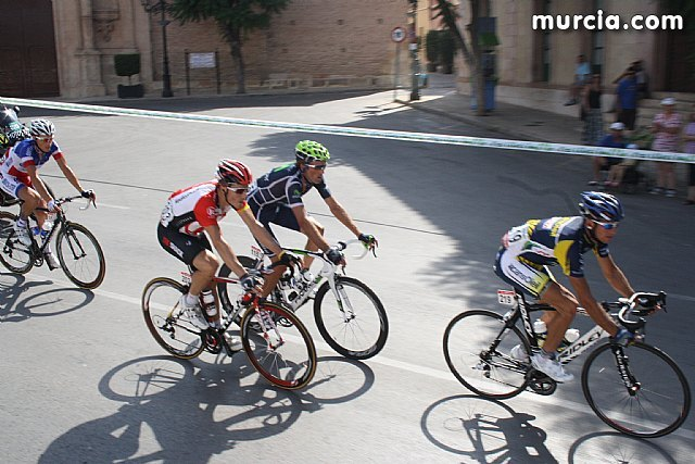 Sports welcomes the promotion of the town of Totana worldwide following the conclusion of the final stage of the Tour of Spain