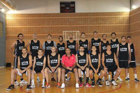 UCAM Murcia Basketball Club starts on Sunday August 28th in their preseason Totana