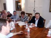Asuntos de trámite en la Junta de Gobierno para finalizar agosto