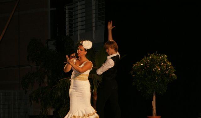 Puerto Lumbreras acoge una gala a beneficio de los afectados por el terremoto de Lorca - 2, Foto 2
