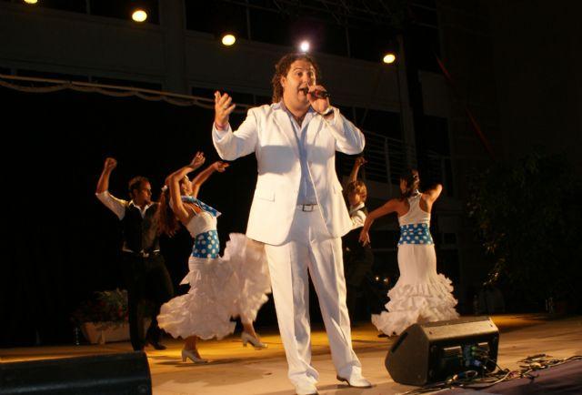 Puerto Lumbreras acoge una gala a beneficio de los afectados por el terremoto de Lorca - 3, Foto 3