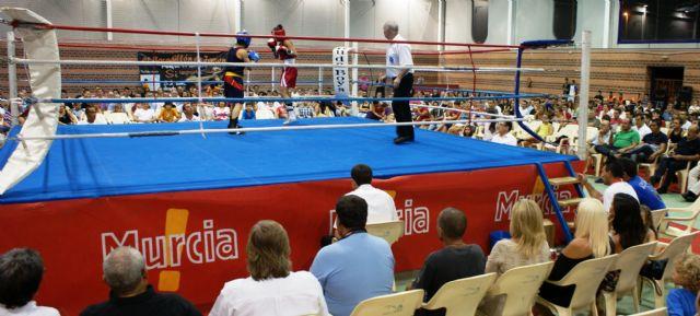 Más de 400 personas asisten al Encuentro Internacional de Boxeo Olímpico Femenino celebrado en Puerto Lumbreras - 1, Foto 1