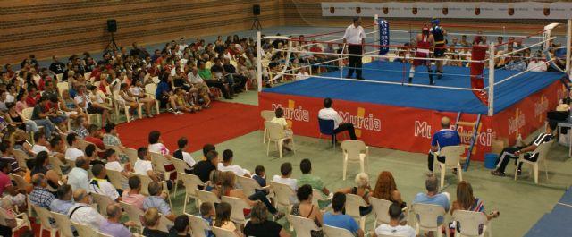 Más de 400 personas asisten al Encuentro Internacional de Boxeo Olímpico Femenino celebrado en Puerto Lumbreras - 2, Foto 2