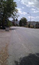UPyD Murcia denuncia las malas condiciones de la carretera de Santa Catalina