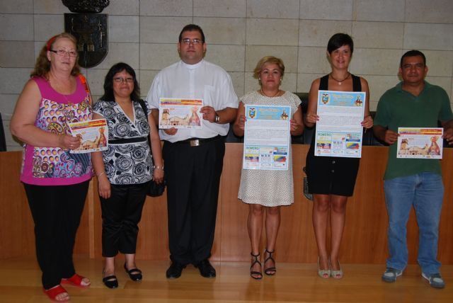 The activities to mark the feast of the Virgen del Cisne be held on Saturday September 3