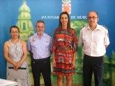 Alrededor de 800 personas trabajarán para garantizar la seguridad durante la Feria de Murcia 2011