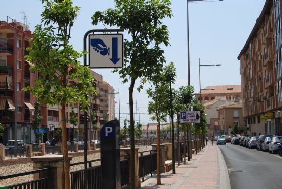 The parking service ORA starts in Totana from tomorrow, September 1