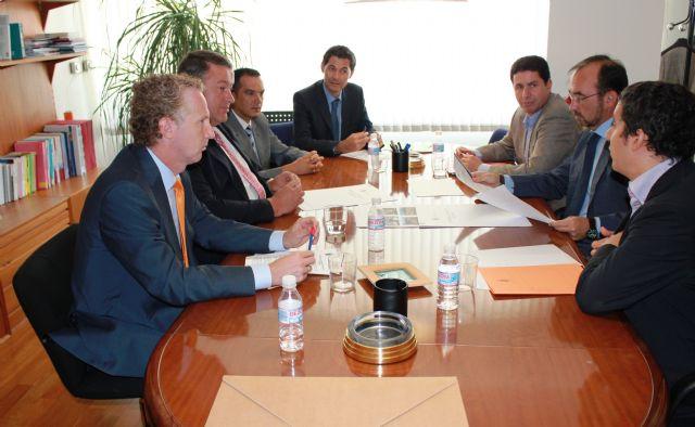 Constituida la comisión estratégica de Portmán - 1, Foto 1