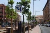 El servicio de estacionamiento de la ORA se pone en marcha en Totana a partir de mañana, 1 de septiembre