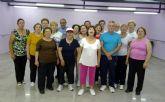 Abierto el plazo en Lorquí para los nuevos cursos de gerontogimnasia y revitalización para mayores