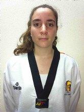 La taekwondista pachequera, Chavela López Merino es premiada como mejor deportista Sub 18 de la Región de Murcia