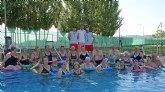 Puerto Lumbreras clausura la campaña de verano de actividades acuáticas saludables en la que han participado más de 300 personas