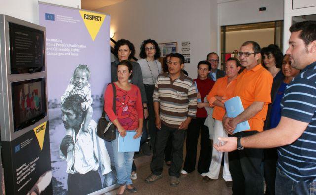 Nuevo proyecto europeo para potenciar la integración de la población gitana y otras minorías étnicas en Puerto Lumbreras - 1, Foto 1