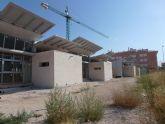 IU-Verdes denuncia que el edificio que albergará a alumnos de ´Escuelas Nuevas´ está 'a medio construir'