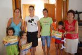 Más de sesenta niños de Casas Nuevas, Fuente Librilla, La Puebla y Yéchar participan en la Escuela de Verano 2011