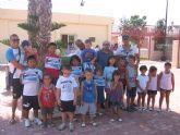 450 niñ@s han participado en los cursos de natación este año
