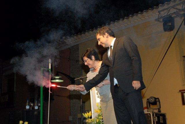 Cruz destaca en el pregón de las fiestas de Pliego la feliz síntesis entre lo tradicional y lo novedoso - 2, Foto 2