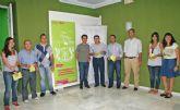 La UCAM presenta un programa de investigación arquitectónica para el eje Puerto Lumbreras-Lorca