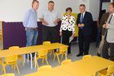 La Unión cuenta con un nuevo centro de educación infantil con 106 plazas para menores de 3 años