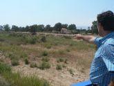 El ayuntamiento solicita de nuevo a la CHS la limpieza del cauce de las ramblas de Las Moreras, Villalba y Pastrana