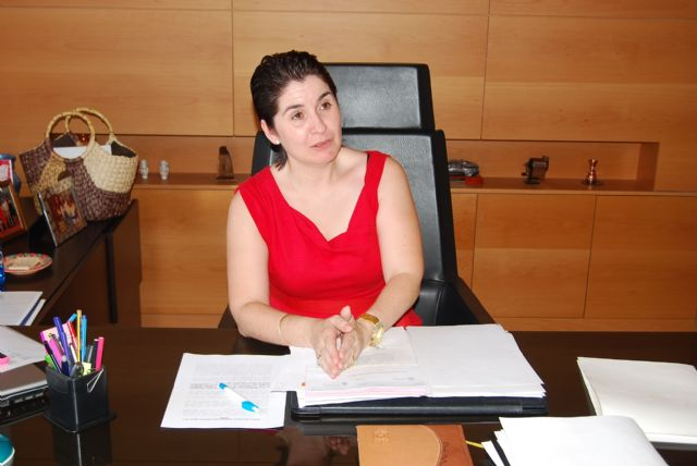 """Sánchez Ruiz: """"By saving measures being implemented will be achieved by reducing the debts to suppliers"""", Foto 1"""