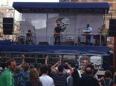 Red Bull Tour Bus en el B-Side Festival
