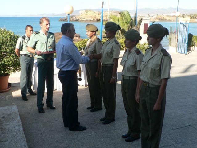 El Campeonato Nacional Militar de Salvamento y Socorrismo volverá a celebrarse en Mazarrón el próximo año - 1, Foto 1