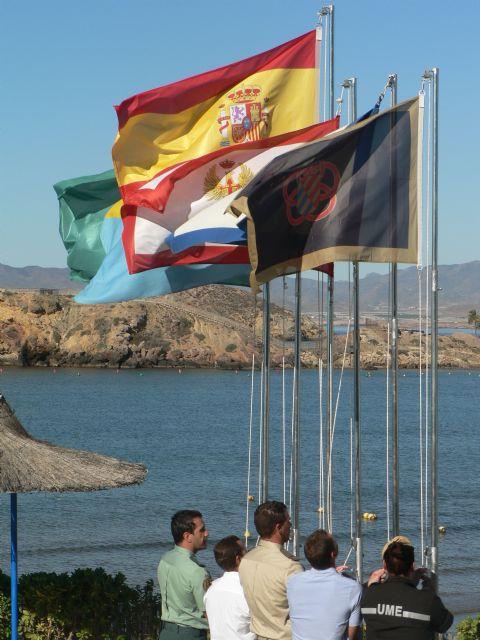 El Campeonato Nacional Militar de Salvamento y Socorrismo volverá a celebrarse en Mazarrón el próximo año - 2, Foto 2