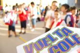 Unos 3.400 niños han comenzado hoy el curso escolar de Educaci�n Infantil y Primaria 2011/2012 en las aulas de los doce centros del municipio