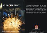 Belén Orta lleva a cabo una exposición retrospectiva en el Museo de San Javier que sigue apostando por el arte contemporáneo