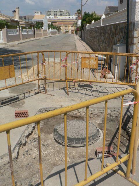 El ayuntamiento acomete mejoras en Ordenación Bahía para evitar inundaciones - 2, Foto 2