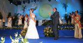 Miriam Gea Plazas fue coronada como Reina de las Fiestas 2011 de Puerto Lumbreras ante más de 2.000 personas