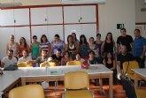 Cerca de una treinta de j�venes participan en el curso sobre T�cnicas de educaci�n ambiental en espacios naturales