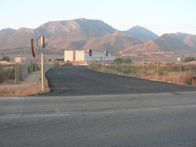 Comienza un nuevo curso escolar con un nuevo C.E.I.P. en Puerto de Mazarrón - 1, Foto 1